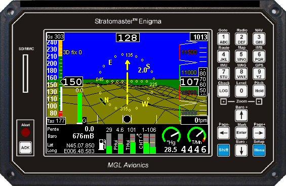 enscr0 stratomaster instrumentation mgl avionics  at bayanpartner.co
