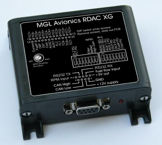 rdac_XG stratomaster instrumentation mgl avionics  at bayanpartner.co